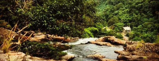 Sarika Waterfall is one of สระบุรี, นครนายก, ปราจีนบุรี, สระแก้ว.
