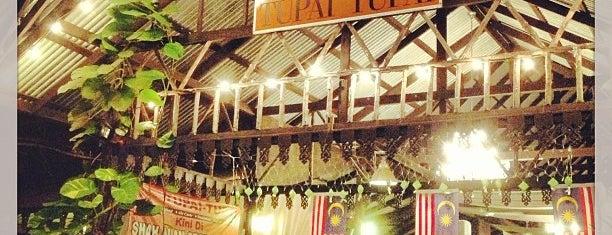 Restoran Tupai-Tupai is one of Simon'un Kaydettiği Mekanlar.