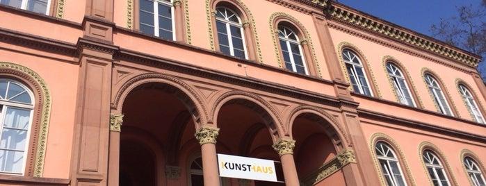 Kunsthaus is one of Kurze Nacht der Galerien.