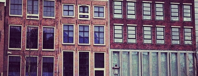 Anne Frank House is one of Netherlands, Belgium, and Germany.