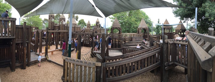Middle Park Community Playground is one of Kickass Playgrounds.