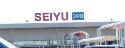 西友 桜ヶ丘店 is one of Posti salvati di Cela.