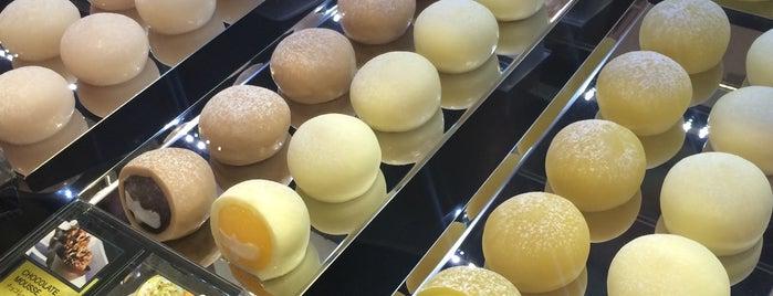 Mochi Sweets is one of Aptravelerさんの保存済みスポット.