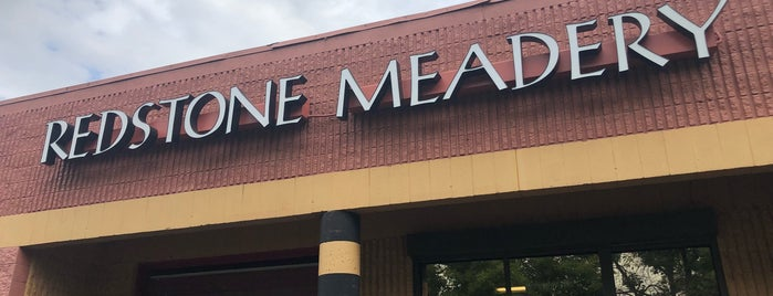 Redstone Meadery is one of I want to drink beer from here.