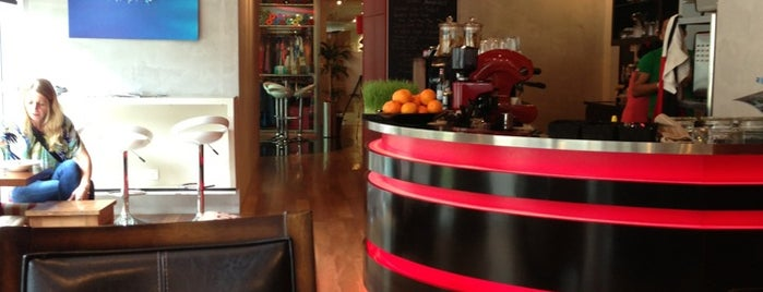 The Daily Habit @ Chi Fitness is one of Top picks for Cafés & Bars.