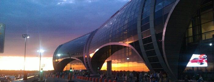 Aeropuerto Internacional de Domodedovo (DME) is one of Airports Europe.