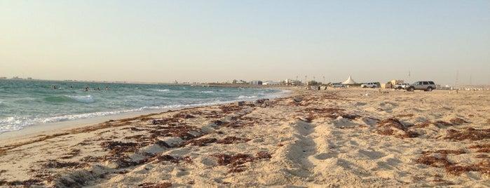 Dukhan Beach is one of Qatar 🇶🇦.