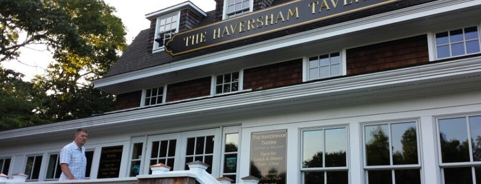 The Haversham Tavern is one of Rhode Island.
