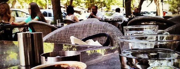 Beymen Cafe is one of izmirde gidilecek.