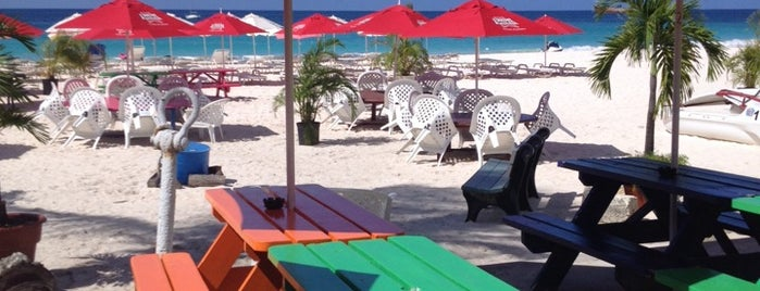 The Boatyard is one of Barbados Beach Clubs.