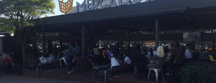 Mercadoteca is one of Tempat yang Disukai Jair Araújo.