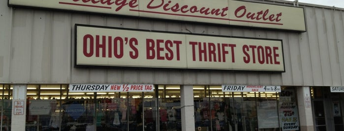 Ohio Thrift is one of Alyssaさんのお気に入りスポット.