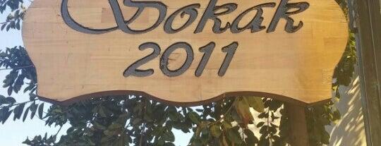SOKAK 2011 is one of ANTALYA YEMEK MEKANLARI 🍴🍗🍲🍳🍝🍜🍩🍰🍕🍔🍤🍦🍨.