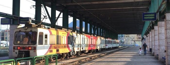 Stazione Ferroviaria Trento-Malè is one of Trentino.