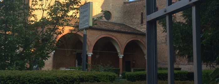 Monastero di Sant'Antonio in Polesine is one of Ferrara x.