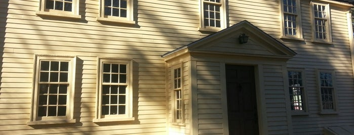 Jason Russell House is one of Revolutionary War Trip.