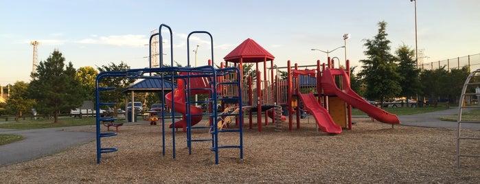 Providence Park is one of Tempat yang Disukai Angelia.