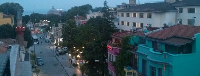 The İstanbul Hotel Sultanahmet is one of Taleb 님이 좋아한 장소.