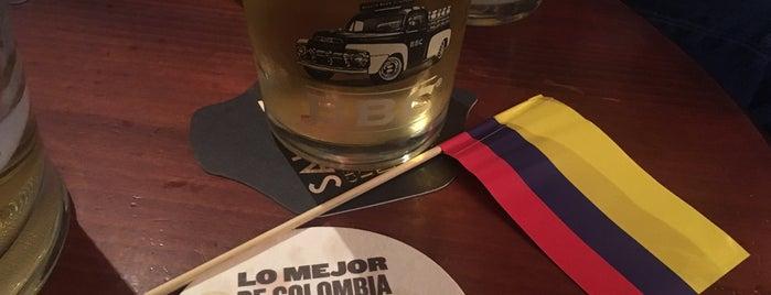 Bogotá Beer Company is one of Orte, die Marcela gefallen.