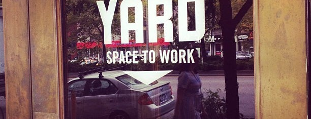 The Yard: Lower East Side is one of Restaurants I've tried (NYC).