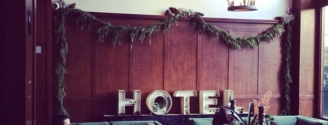 Ace Hotel Portland is one of Portlandia Pilgrimage.