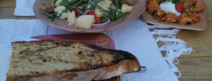 Gramvousa Restaurant is one of Chania.