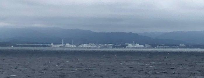 Fukushima Daiichi Nuclear Power Station is one of Lugares favoritos de 高井.