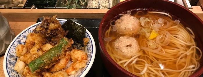 稲庭うどんとめし 金子半之助 is one of うっど🌲さんの保存済みスポット.