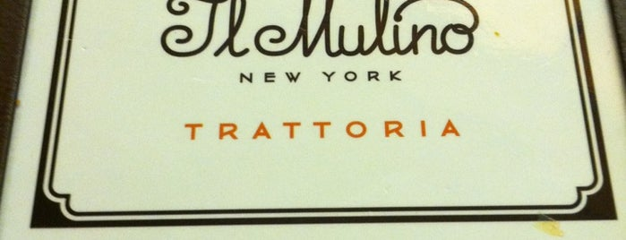 Il Mulino New York Trattoria is one of WDW Tips From a Local Passholder!.