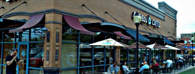 Caribou Coffee is one of Must-visit Coffee Shops in Raleigh.