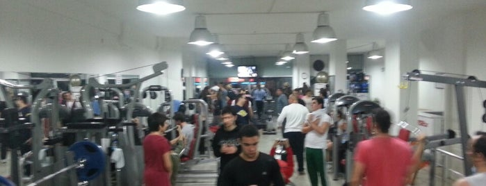 Sportsbox Fitness Club is one of ASLAN : понравившиеся места.
