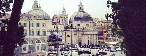 Piazza del Popolo is one of * GEÇİYORDUM UĞRADIM *.