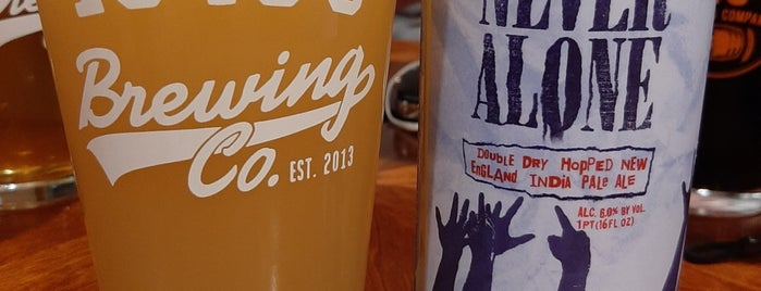 1940's Brewing Company is one of LI Breweries.