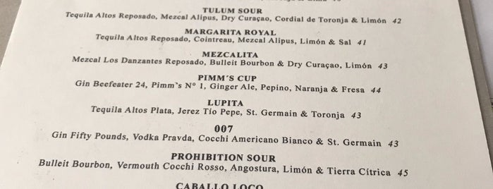 Félix Brasserie is one of De dia @Lima.