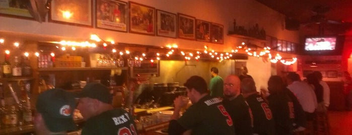 Hard Times Cafe is one of Lugares favoritos de Brad.