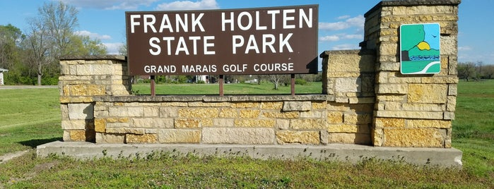 Frank Holden State Park is one of St. Louis.