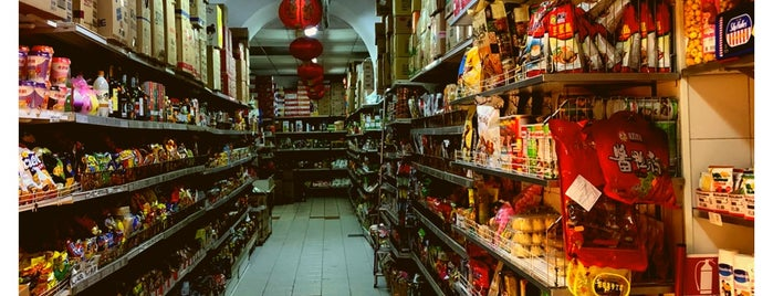 Asia Supermarket is one of rome.