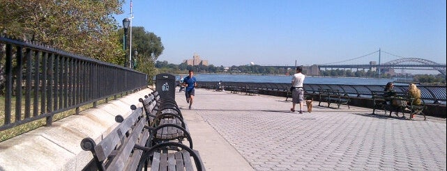 East River Promenade is one of NEW YORK CITY : Manhattan in 10 days! #NYC enjoy.