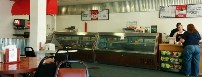 Schlep's Sandwiches is one of Orte, die PJ gefallen.