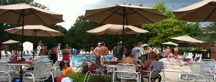 Owl Creek Clubhouse & Pool is one of JULIEさんの保存済みスポット.