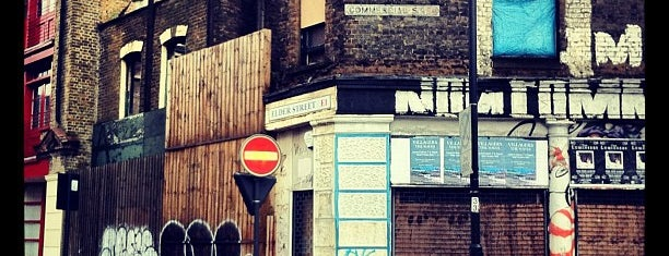 "Brick Lane is one of ""Must go""."