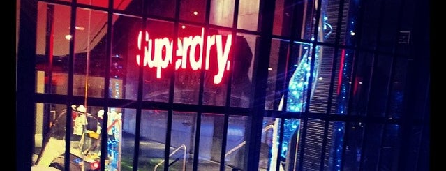 SuperDry is one of Lugares favoritos de Alberto J S.