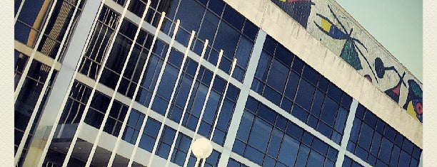 Palacio de Congresos de Madrid is one of Lugares de Kenzo.