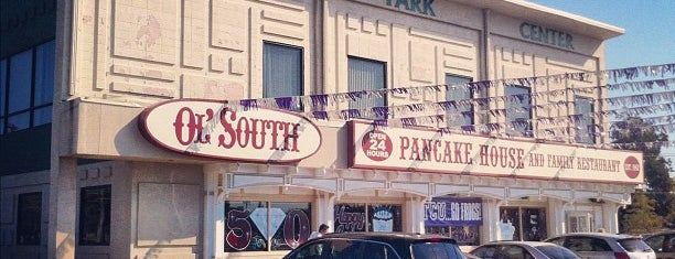 Ol' South Pancake House is one of Fort Worth Must Eat.