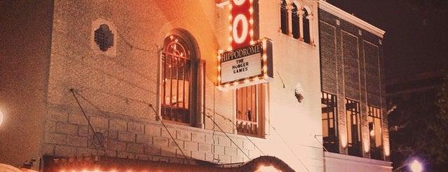 Waco Hippodrome Theatre is one of Waco Wonderland.