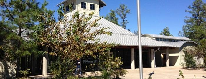 Walker County Southbound Rest Stop is one of Tempat yang Disukai Matt.