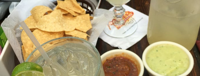 The Original Ninfa's on Navigation is one of 40 Excellent Places to Drink Margaritas.
