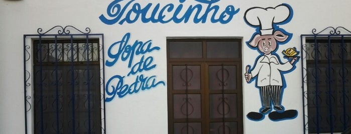 O Toucinho is one of Locais salvos de Jo.