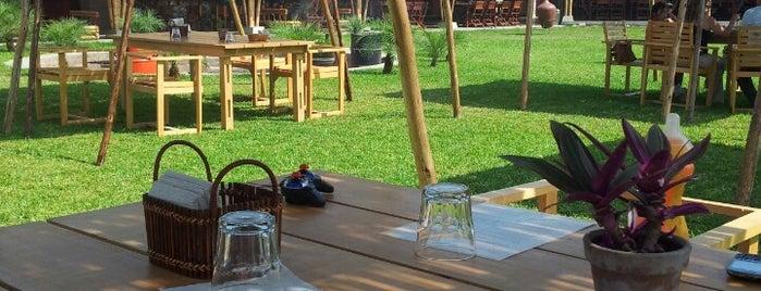 Chaxras Restaurante is one of Locais curtidos por Sebastian.