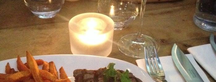 Steak Of The Art is one of สถานที่ที่บันทึกไว้ของ Matthew.